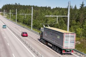 eRoadArlanda, une route Suédoise électrifiée en temps réel !