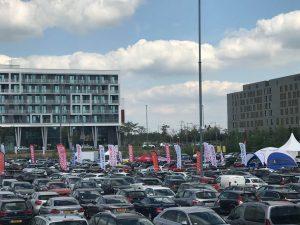 Le Festival de la voiture d'occasion au Luxembourg