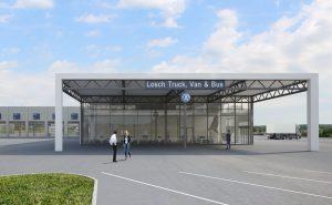 Losch Luxembourg : ouverture officielle du nouveau centre de véhicules utilitaires à Niederanven