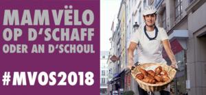 """11ème édition du """"Mam Vëlo op d'Schaff"""""""