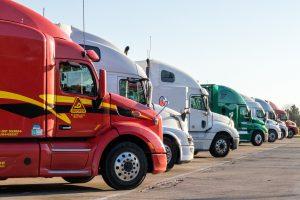 Normes d'émission CO2 pour les véhicules poids lourds