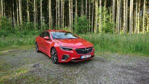 Essai : Opel Insignia GSi
