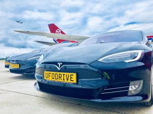 La startup UFODRIVE en pleine expansion à Lux Airport