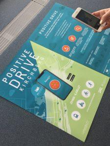 La campagne « Positive Drive » lancée au Kirchberg
