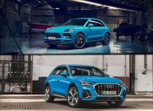 Les nouvelles sorties SUV: Audi Q3 et Porsche Macan