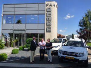Un partenariat pérennisé entre Renault Luxembourg et Parquet Bembé