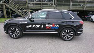 Essai : Volkswagen Touareg