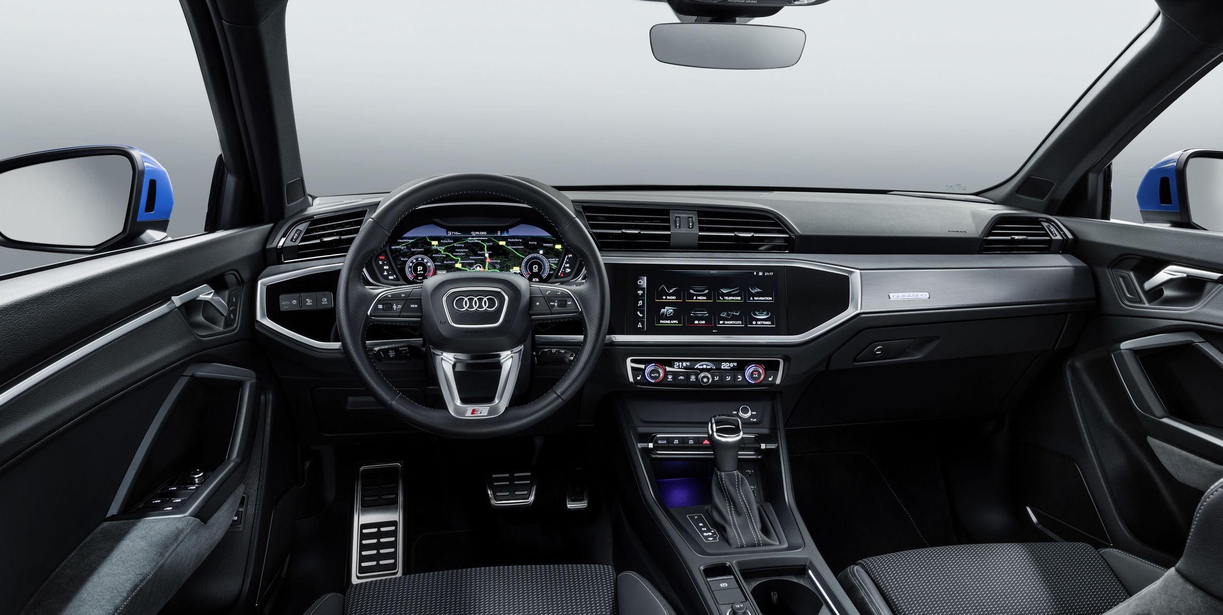Nouvelle Audi Q3 SUV