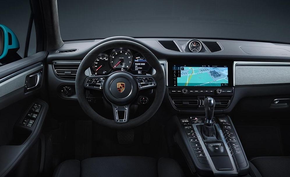Nouvelle Porsche Macan SUV