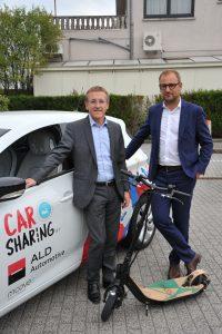 ALD Automotive et Moovee s'associent pour proposer une solution de mobilité multimodale
