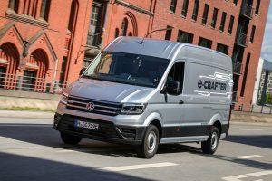 Essai Volkswagen eCrafter: nouvel acteur 100% électrique