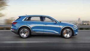 Audi dévoile à son tour son SUV électrique, l'e-tron