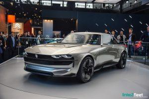 20 futurs modèles pour le marché fleet présentés au Mondial de l'Auto de Paris