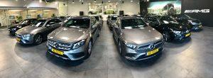 355 Mercedes remises aux employés de PWC