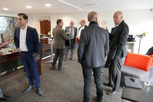 Retour en images sur la rencontre entre les candidats et le jury pour les awards Link2fleet