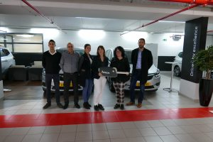 Des Opel Zafira d'Autopolis livrées à l'ACL via Athlon