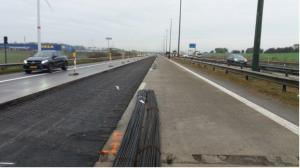 BONNE NOUVELLE : Chantier sur l'E411 à Arlon : Deux voies vers le Luxembourg à nouveau disponibles dès le 13 décembre