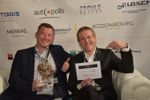 Best practice of the Year : Mobility Experience by ALD Automotive