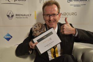 Prix spécial du jury : Les navettes autonomes de Sales-Lentz