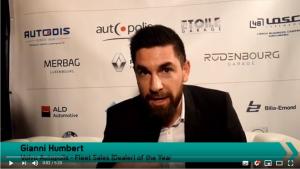 Les réactions en vidéo des lauréats des link2fleet forum & awards 2018