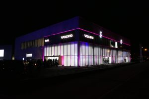 En images, l'inauguration de la nouvelle concession, Collé Premium Cars, 100% Volvo