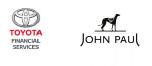 JOHN PAUL ET TOYOTA FINANCIAL SERVICES (TFS) S'ALLIENT POUR UNE NOUVELLE EXPÉRIENCE DE MOBILITÉ